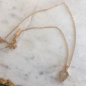 Gold Sugar Fix Necklace